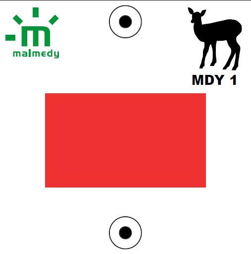 MDY01 La Cascade du Bayehon Longfaye Malmedy promenade