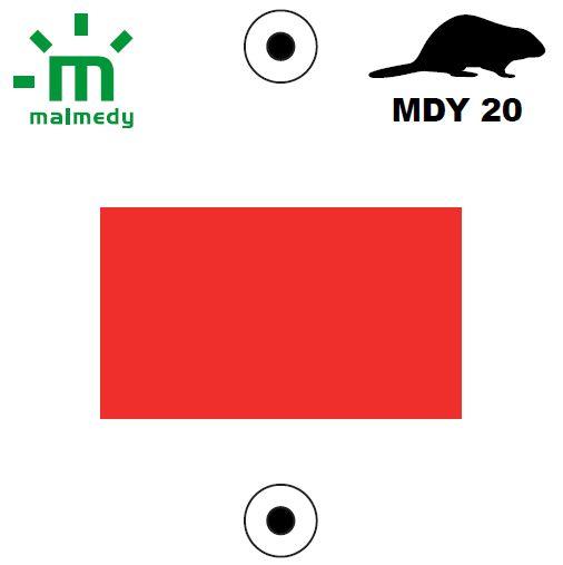 MDY20 Le Barrage des castors