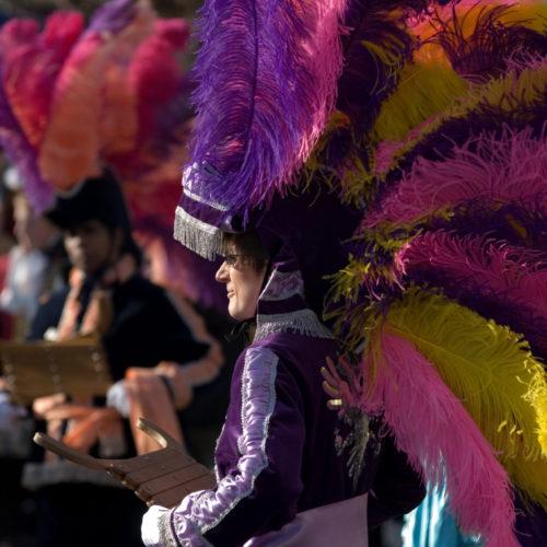 Discover the Cwarmê, Malmedy's carnival!