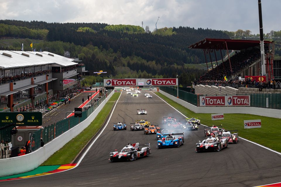 FIA WEC - TOTAL 6 Hours of Spa-Francorchamps