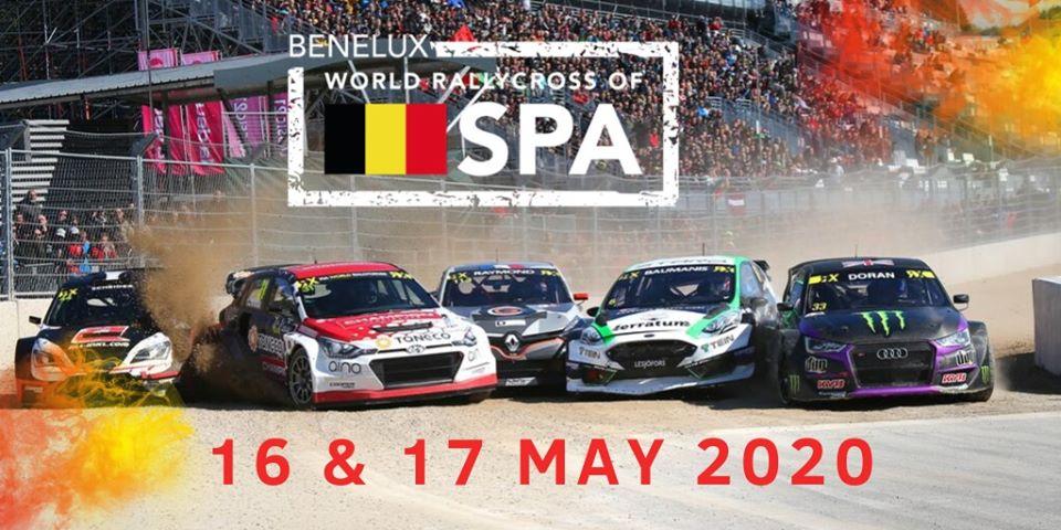 Spa World Rallycross of Benelux 2020