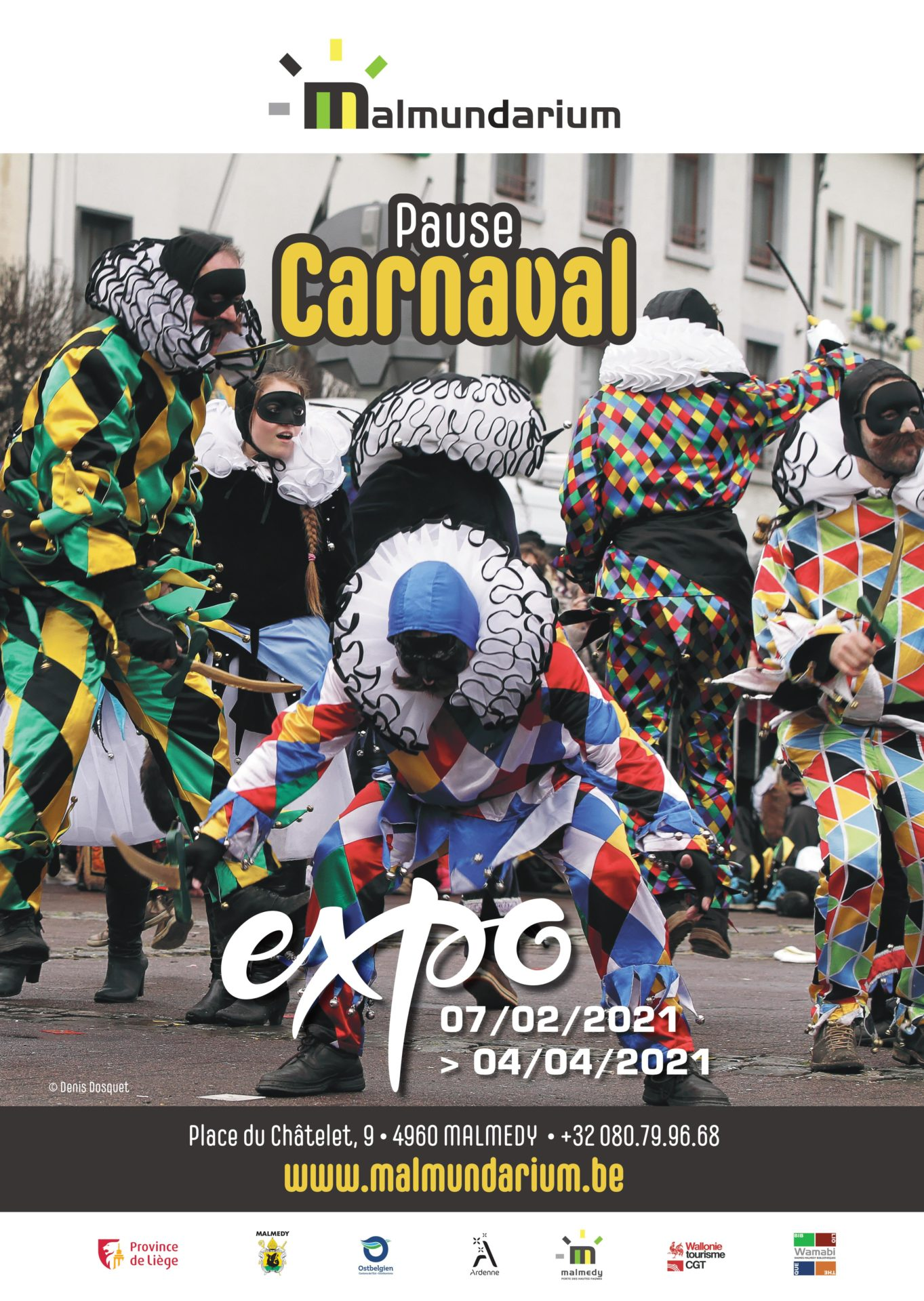 Expo Pause Carnaval à Malmedy